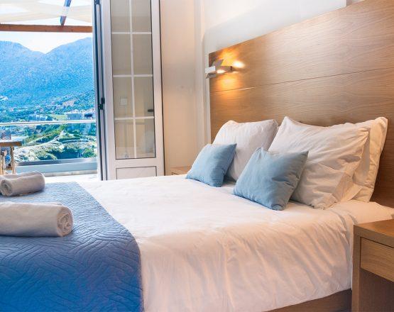 Deluxe apartment - Bedroom
